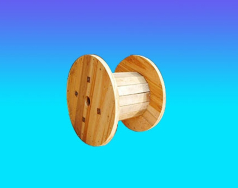 Wood shaft, wooden wheel