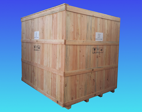 Solid wood boxes